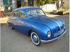 Tatra 600 Tatraplan Автомастерская «КАМЫШМАШ»