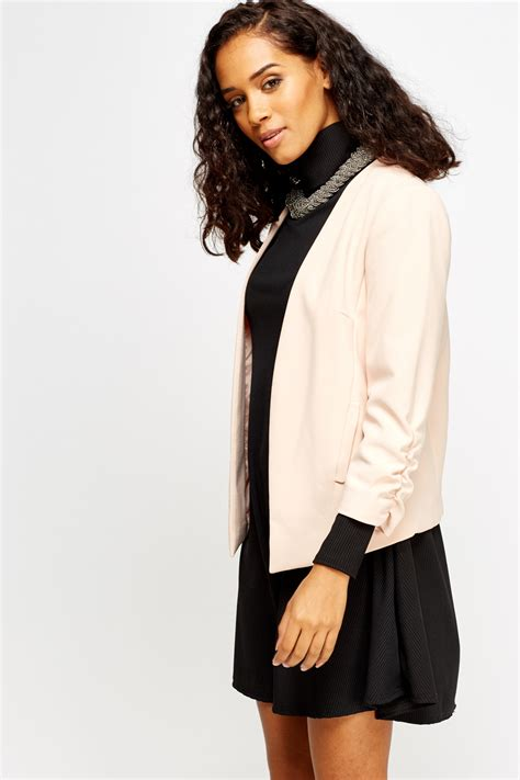 light pink blazer light pink blazer just 163 5