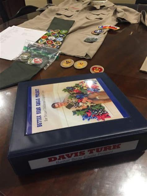 bsa eagle scout binder instant  tip junkie