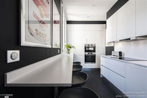 cuisine appartement parisien nouvelle cuisine italienne dans un appartement parisien sk concept côté maison