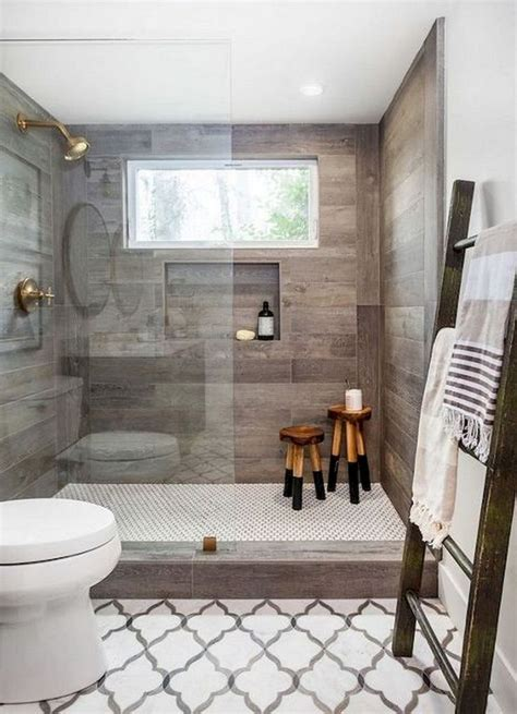 luxury farmhouse tile shower ideas remodel bathroom