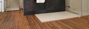 Bad Mit Holzboden : badezimmer holzboden modern innenarchitektur und m bel ~ Michelbontemps.com Haus und Dekorationen