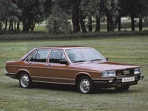 Automotive Database Audi 100