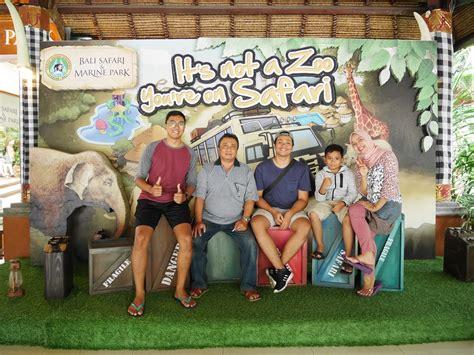 tips liburan bersama keluarga  bali irham faridh
