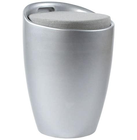 tabouret pouf ese avec rangement