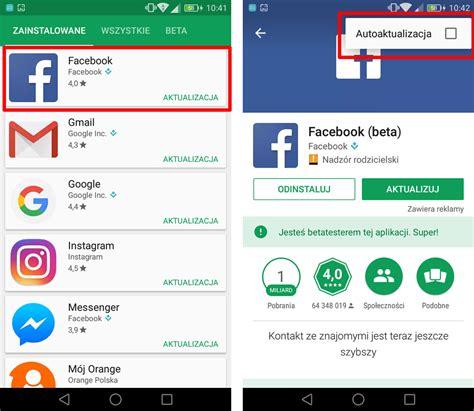 jak wyłączyć relacje na facebooku w androidzie stories