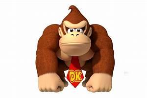 Custom Canvas Art Super Mario Bros Poster Donkey Kong Wall
