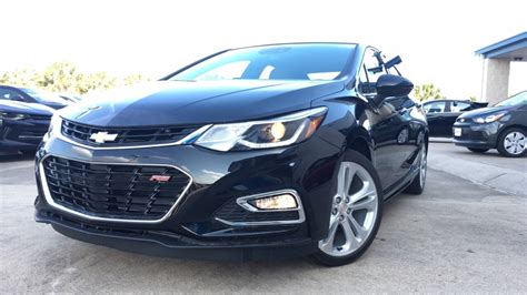 2017 Chevrolet Cruze Rs Premier -review