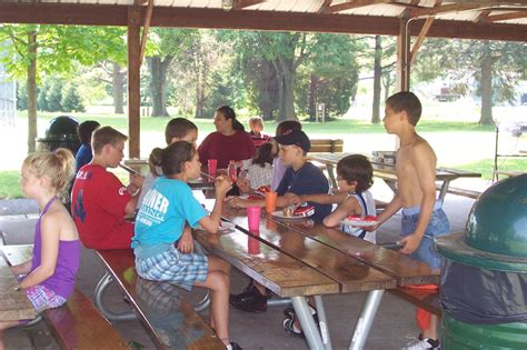 sinking borough playground summer playground program