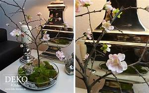 Frühlingsdeko Aus Naturmaterialien Selber Machen : diy edlen kirschbl tenzweig einfach selber machen deko kitchen ~ Eleganceandgraceweddings.com Haus und Dekorationen