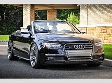 BC Forged Wheels Audi S5 with BC Forged HC052 Step Lip