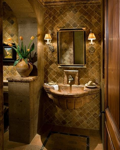 rustic half bath decorating ideas bathrooms rustic bathroom by dino tonn