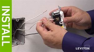 Leviton Presents  How To Install Smartlockpro Afci  Gfci