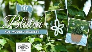 Deko Kristalle Zum Aufhängen : diy h bsche bl ten aus modelliermasse zum aufh ngen how to deko kitchen youtube ~ Eleganceandgraceweddings.com Haus und Dekorationen