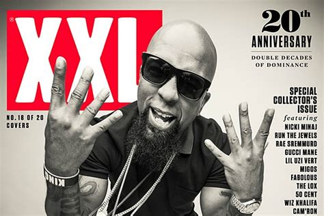 Tech N9ne Plans World Domination In #xxl20 Anniversary