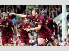 Fulham 1 Manchester City 2 match report Daily Mail Online