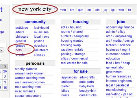 New York Resumes Craigslist by Crafts List Mncraigs