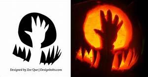 Free, Halloween, Scary, Pumpkin, Carving, Stencils, Patterns, Templates, Ideas, 2015