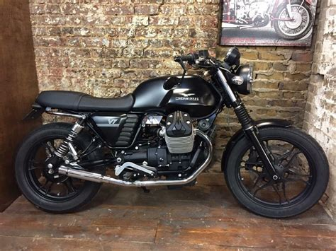 moto guzzi v7 cafe racer scrambler in dalston gumtree