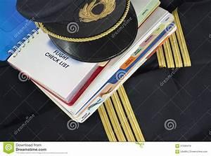 Uniform And Manual Stock Image  Image Of Maintenance