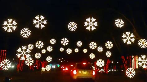2015 The Dancing Lights Of Christmas At Jellystone Park