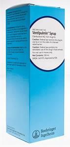 Ventipulmin U00ae Syrup  Clenbuterol Hcl   330 Ml