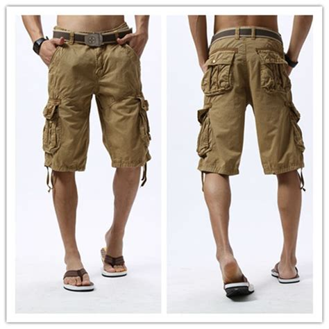 Gallery Khaki Shorts For Men Outfit