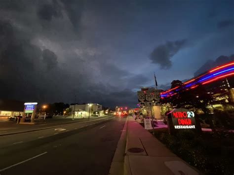 Severe Thunderstorm Watch Issued for Arlington | ARLnow.com
