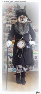 Hase Alice Im Wunderland Kostüm : best 25 white rabbit costumes ideas on pinterest white rabbits fasching make up hase and ~ Frokenaadalensverden.com Haus und Dekorationen