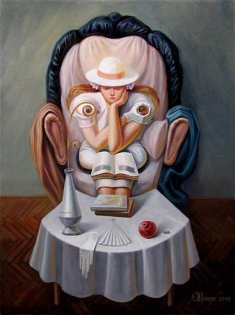 optische illusies en gezichtsbedrog geheime gezichten