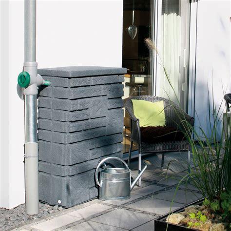 Wassertonne 500 L Ondis24 Regentonne Wassertank Ecotank 500 Liter G