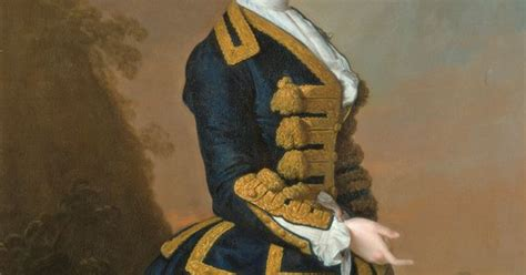 Portrait Of A Young Woman Nancy Fortesque Of The