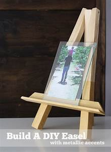 Woodwork Diy easel stand Plans PDF Download Free Build A