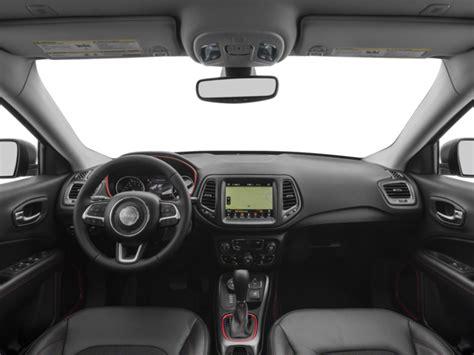 jeep compass 2018 interior sunroof new 2018 jeep compass trailhawk 4x4 sunroof remote