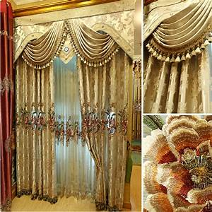 Luxury Curtains And Drapes Designs