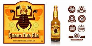 tough luck beer labels catshark39s found With best beer label designs