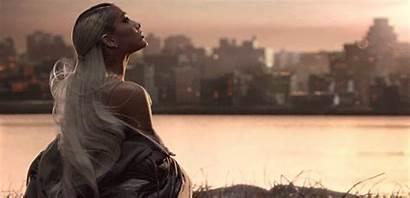 Ariana Grande Tears Cry Left Why Gifs