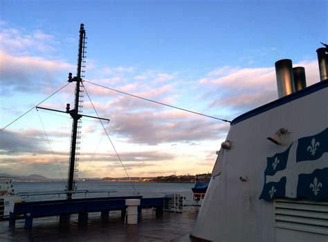 Ferry Boat Hours by A Taste Of In Maritime Jim Louderback