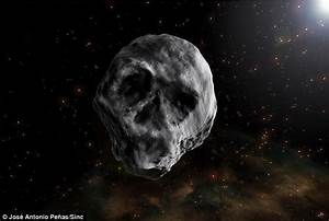 This Skull-Shaped Asteroid Is Coming Back to Haunt Earth ...
