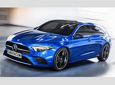 Mercedes CLA Shooting Brake 2019 Erste Informationen