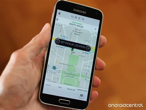 uber app android uber offers developer api to integrate car service in