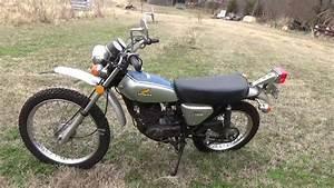 My Honda Mt 125 Elsinore