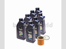 BMW 0W30OEM Oil Change Kit
