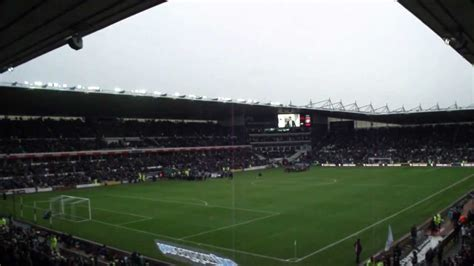 iPro Stadium - Derby County Football Club (HD) - YouTube