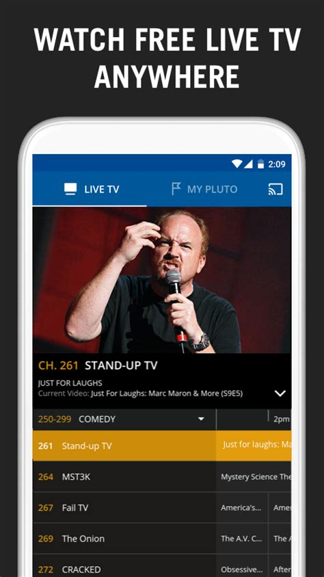 Watch thousands of free movies and tv shows by installing pluto tv app. Pluto TV - It's Free TV - Android Apps on Google Play