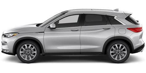 infiniti qx   sleek stylish modern crossover vehicle