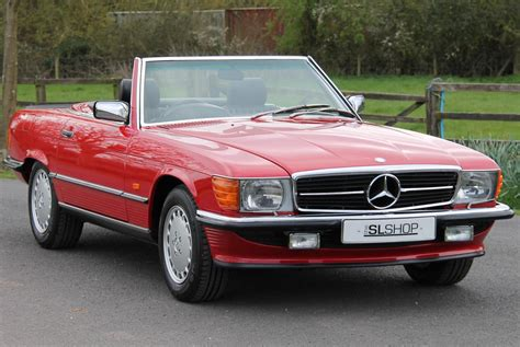 50s ls for sale used 1989 mercedes benz 500sl for sale in warwickshire