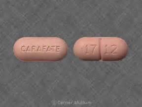 carafate sucralfate oral drug side effects