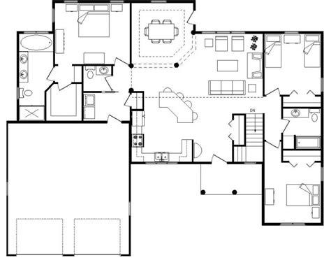 open floor plan homes designs best open floor house plans cottage house plans
