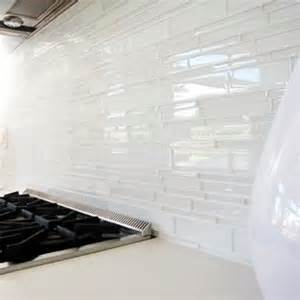 Clear Glass Tile Backsplash Pictures by 1000 Ideas About Glass Tile Shower On Glass
